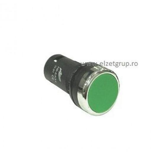 Buton simplu verde(start) Freder Adeleq