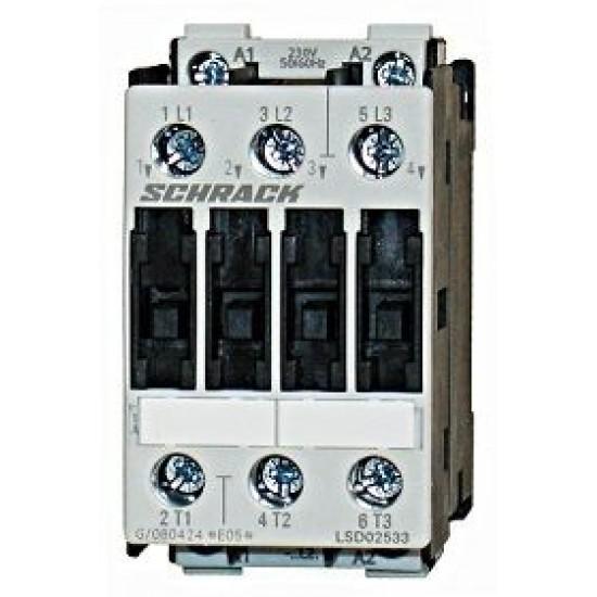 Contactor 11KW 230VAC 3ND Schrack