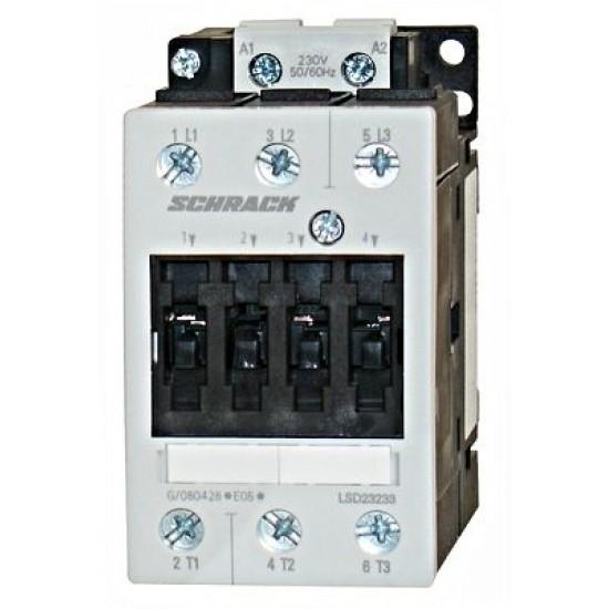 Contactor 15KW 230VAC 3ND Schrack