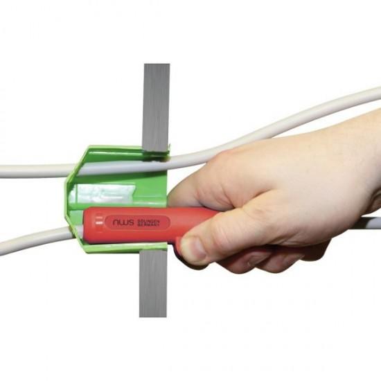 Dezizolator cabluri NWS