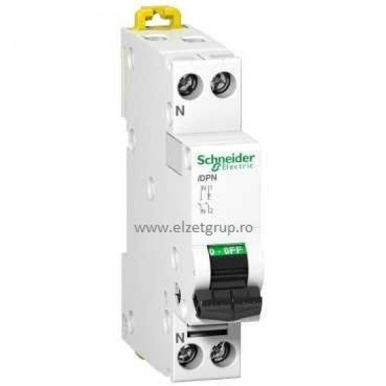 Disjunctor 1P+N 25A Schneider Electric