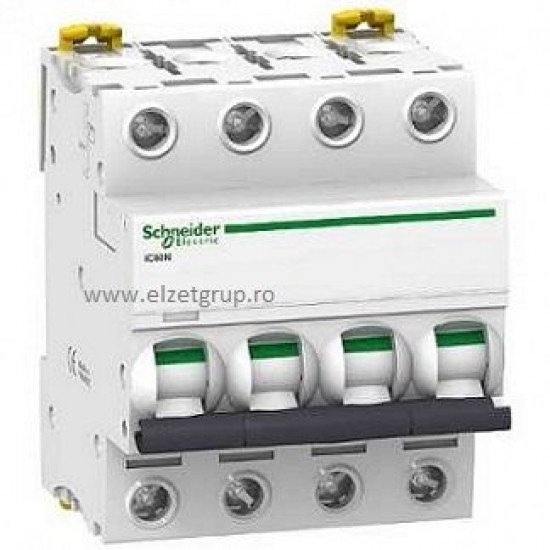 Disjunctor tetrapolar 10A Schneider Electric