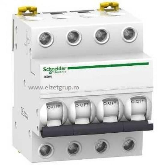 Disjunctor tetrapolar 25A Schneider Electric