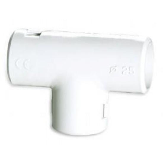 Mufa T 16 teava PVC