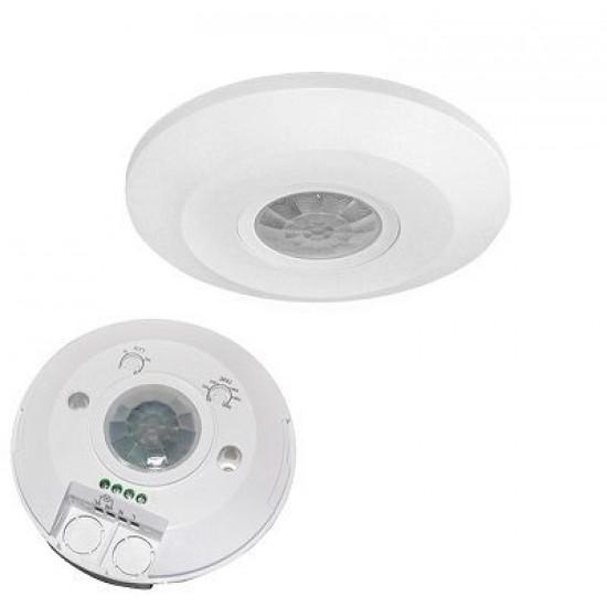 Senzor de miscare slim 360grade 10A IP20 Lumen