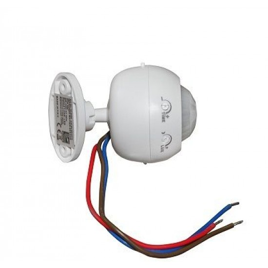 Senzor de miscare 360grade 6A IP20 Lumen