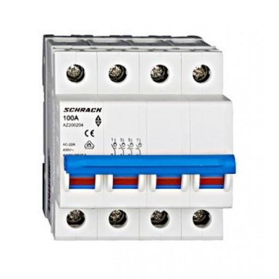 Separator modular 100A 4P Schrack