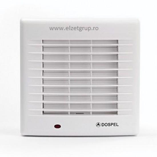 Ventilator 100 cu grila automata Polo4 Dospel