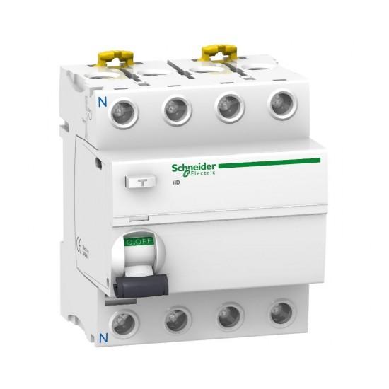 Diferential 4P 25A 30mA Schneider Electric