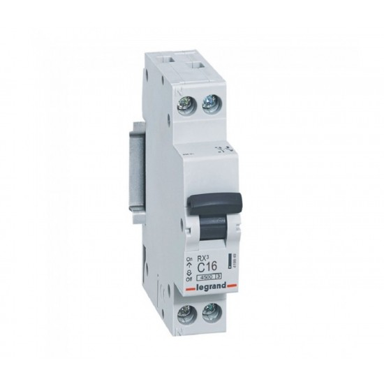 Disjunctor 1P+N 16A Legrand