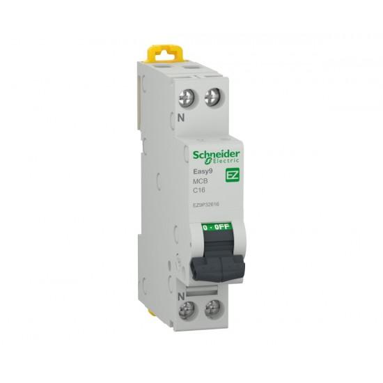Disjunctor 1P+N 16A Schneider Electric
